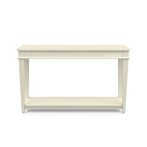 Azaela Sofa Table White Finish