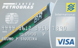 Cartao bb petrobras