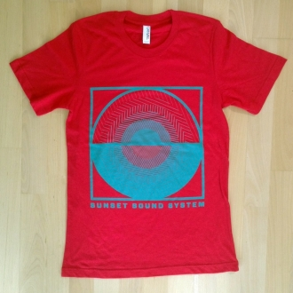 Mail Order Sunset Sound System Shirts & Glasses