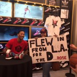 D. Rose getting love from Chi Town trending report