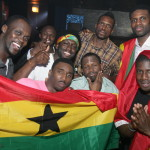 Celebrating Ghana's Independence Day with Jerry Azumah, Loul Deng and Nazr Mohammed