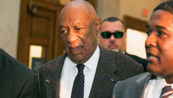 Bill Cosby Has His Day in Court