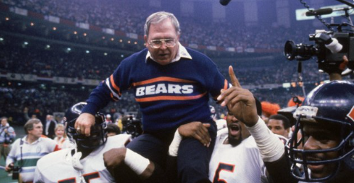 Chicago Bears Legend Buddy Ryan Has Died