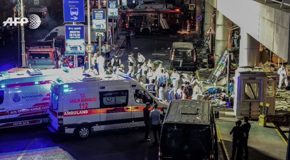 Suicide Attackers Kill 41, Injure Hundreds in Turkey