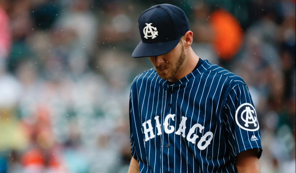 Chris Sale Got Sent Home For WHAT?