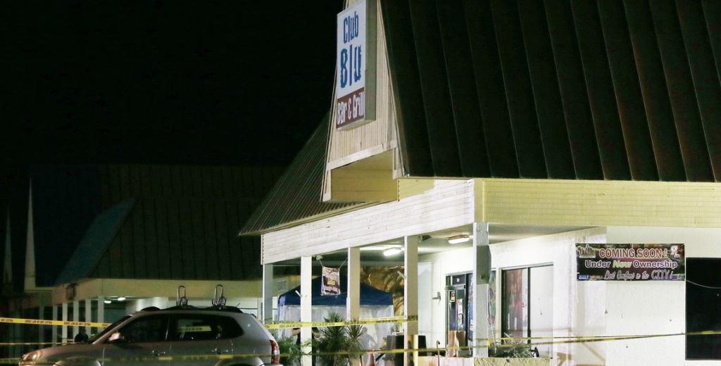 Another Mass Shooting at A Florida Night Club