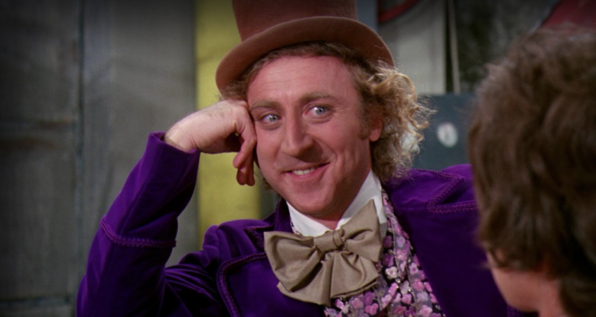 Willy Wonka Has Died