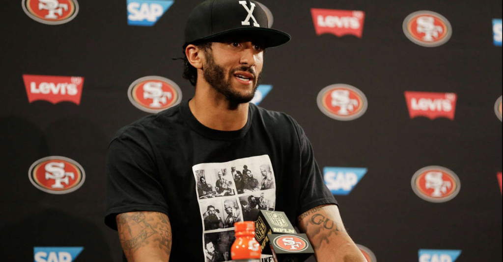 NFL Players Share Their Reaction To Kaeparnick's Protest