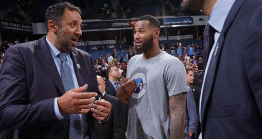 WTF? Kings GM Admits To Passing On Better Deal For Boogie