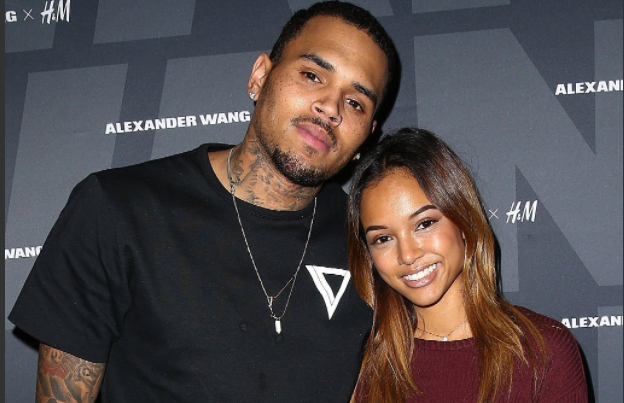 Chris Brown Hit With Restraining Order