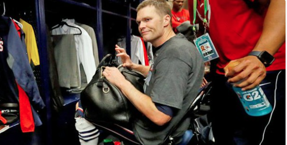 Stop The Presses, Tom Brady's Missing Jersey Has Been Found