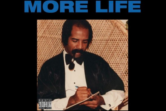 More Life, More Spots on The Charts