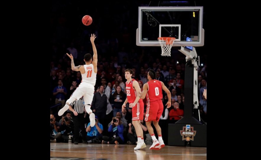 This Ugly Looking Shot Wins At The Buzzer For The Gators