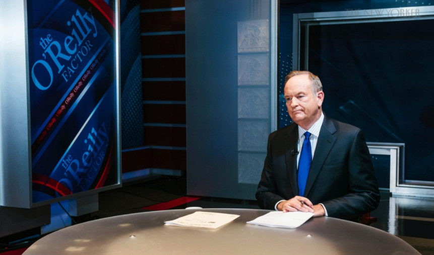 Bill O'Reilly Just Got Fired....On His Day Off