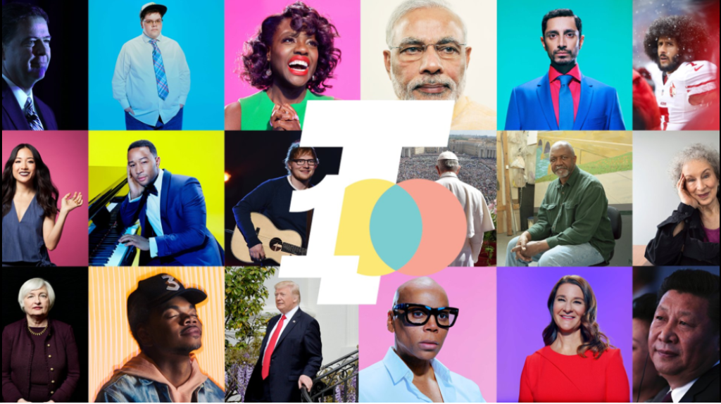 See Who Made The List of 100 Most Influential People