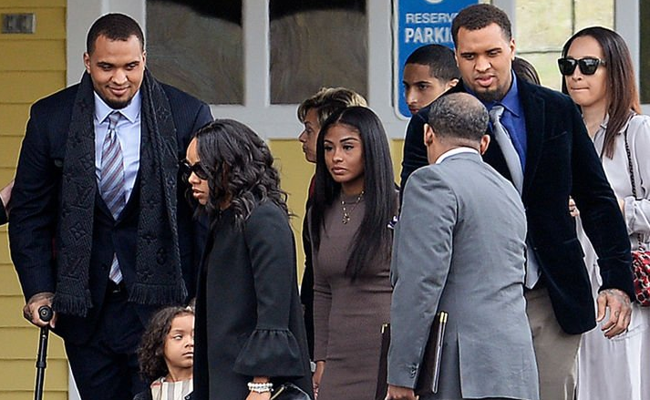 Family, Fans and Teammates Bid Farewell To Hernandez