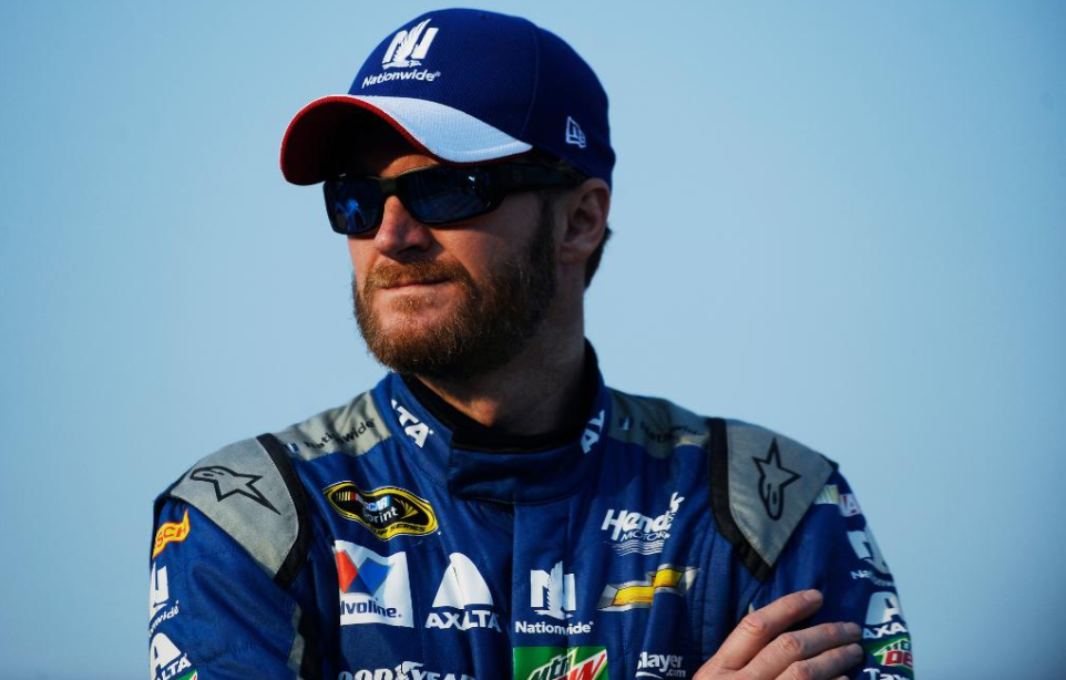 Dale Jr is Hanging Up The Keys