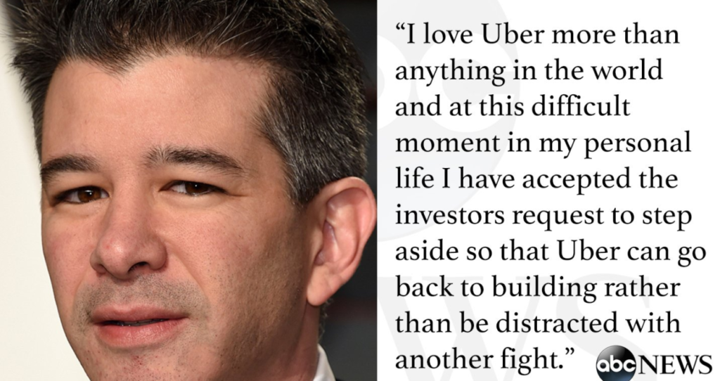 Uber CEO Quits, What That Means For Your Ride?