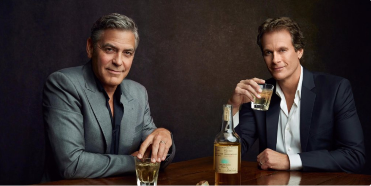 George Clooney Has 1 Billion Reasons to Drink Tequila