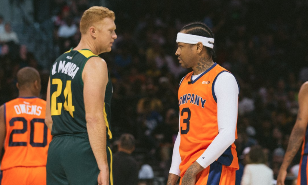 Big 3 Basketball Is Coming Tonight and It's Here to Stay