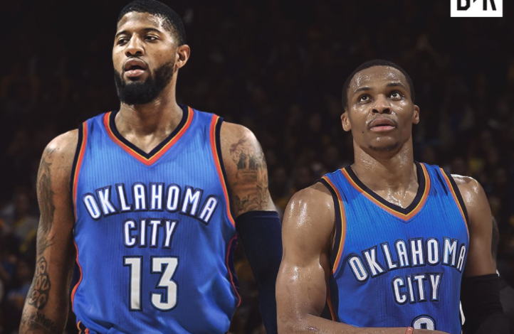 paul george wallpaper hd okc