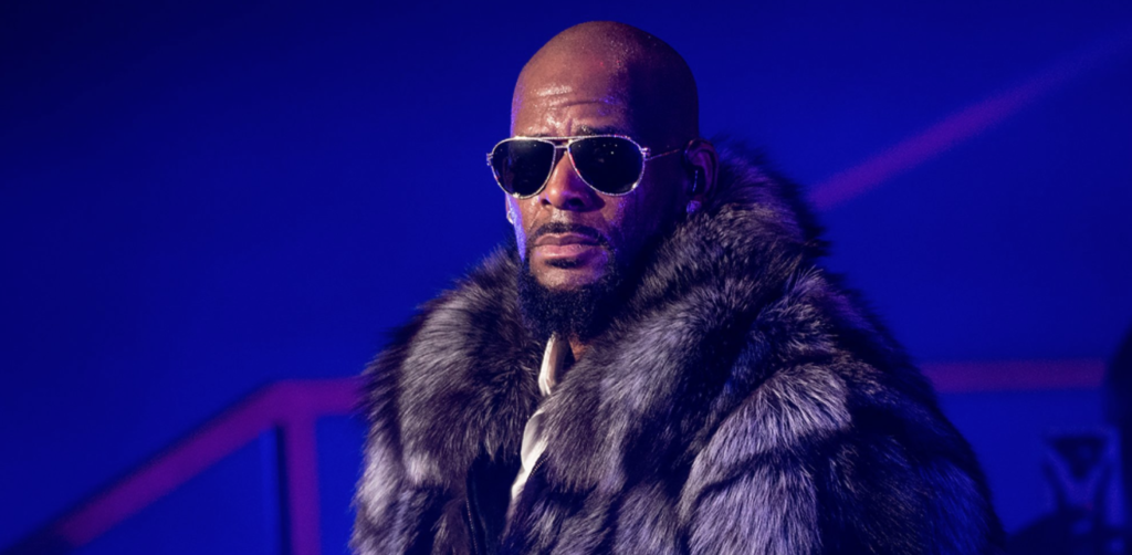 R Kelly Emphatically Denies Reports of