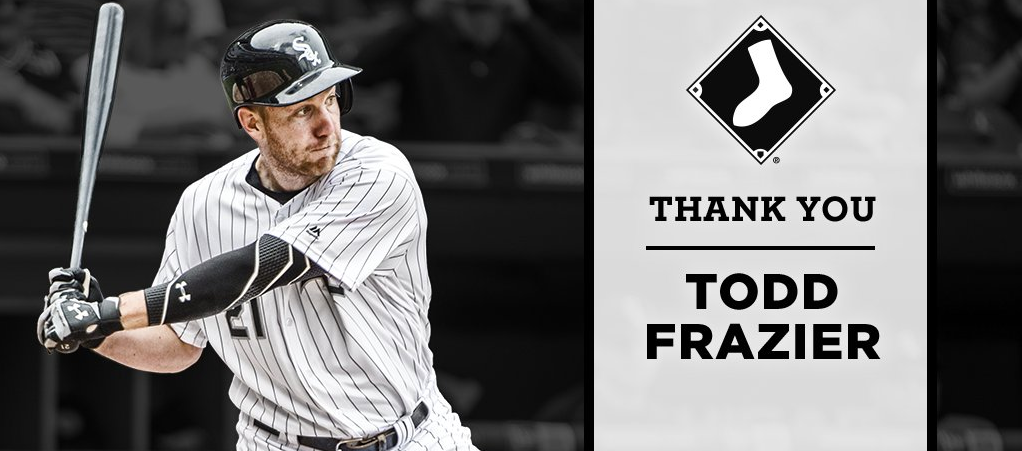 Sox Are Keeping Eye on the Future and Say Goodbye to Frazier