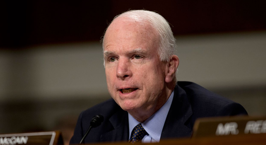 John McCain's Diagnosis Isn't Good
