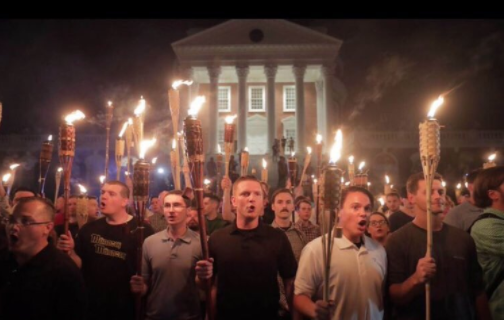 White Nationalist Rally To Get *Their* Country Back