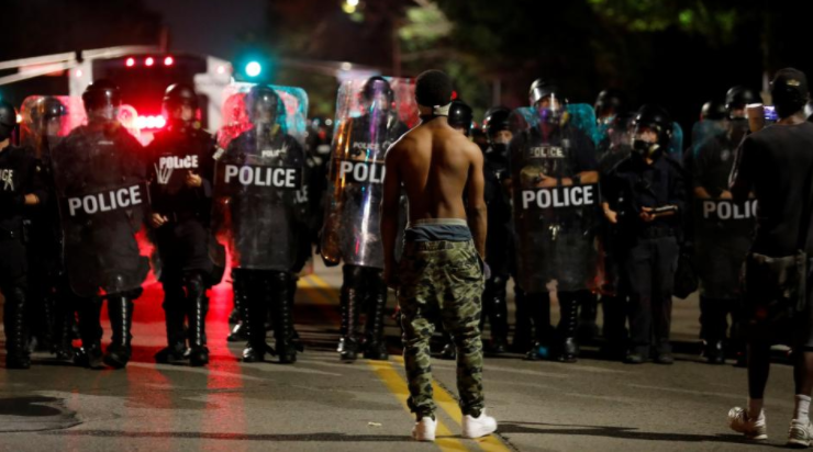 Another Police Murder Acquittal and St Louis Erupts