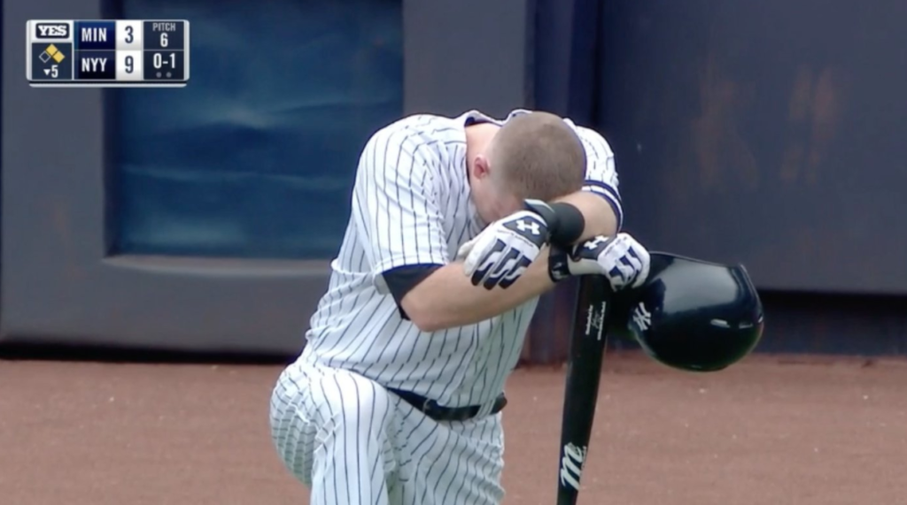 Yankees Wipe Away Tears After Girl Hit by Foul Ball