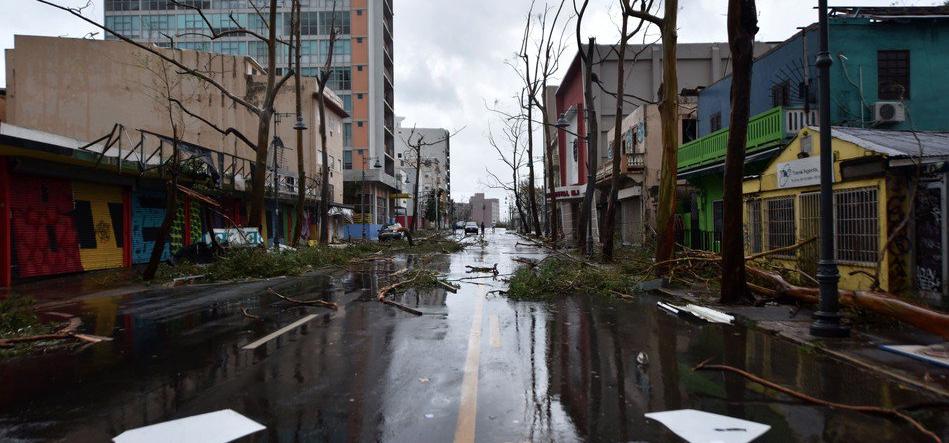 Hurricane Maria Leaves Puerto Rico Devestated and Dark
