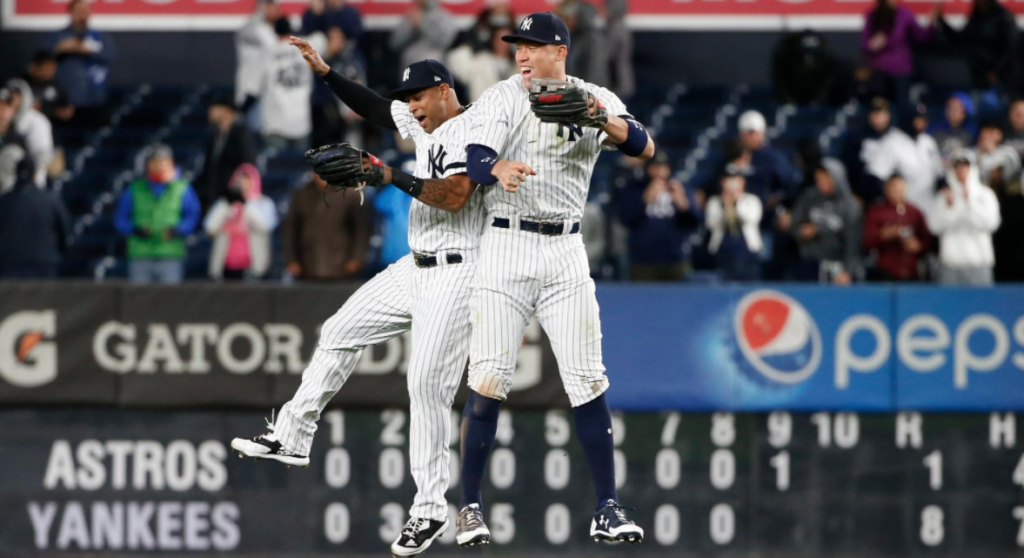 Who Counted The Yankee's Out?