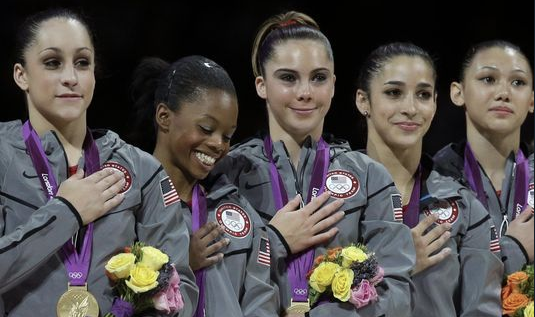 Gold Medal Gymnast Says She Was Molested By Team Doc