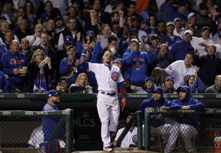 Down But Not Out! CUBS Force Game 5