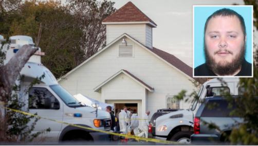 Air Force Error Allows Texas Terrorist To Buy Legal Guns
