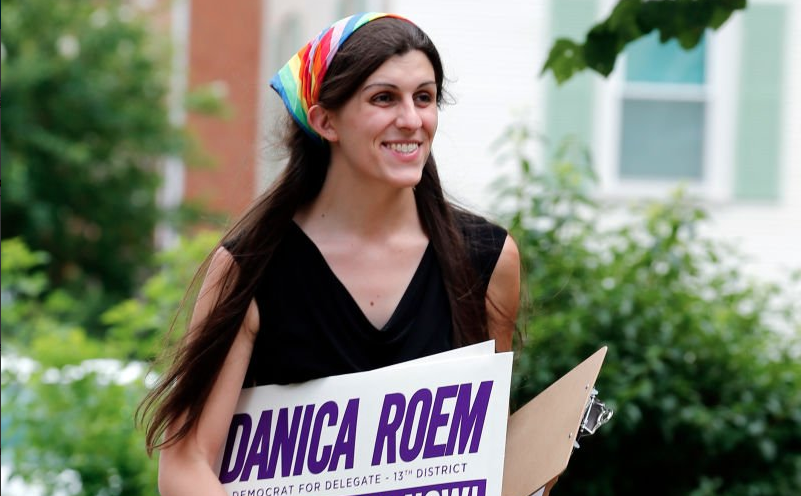 Virginia Elects 1st Openly Transgender Person to State Legislature