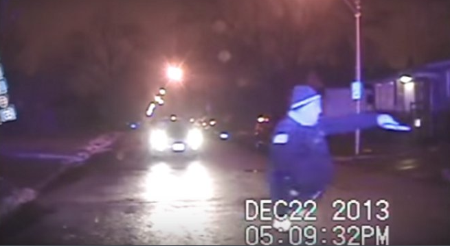 This Chicago Police Officer Is Going To Prison