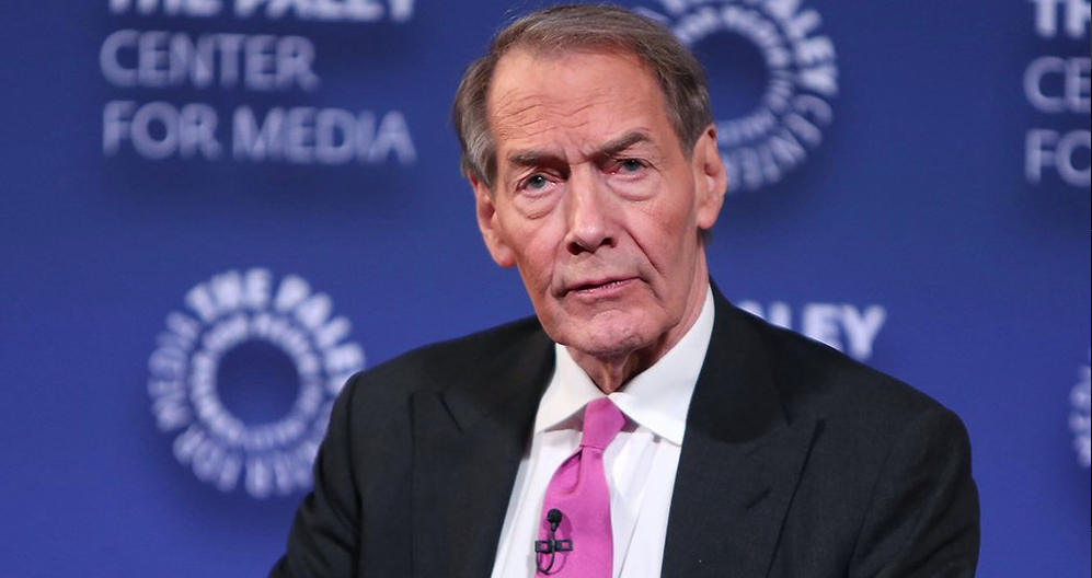 Charlie Rose is To Old For This Behavior