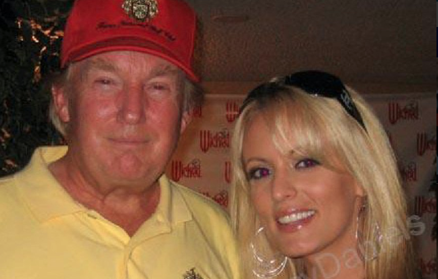 Did Trump Cover Up An Affair With A Porn Star?