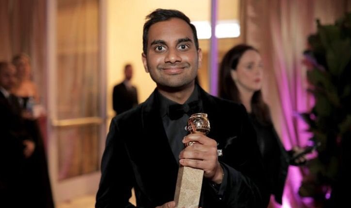 Aziz Ansari Did Not Want To Wake Up To This