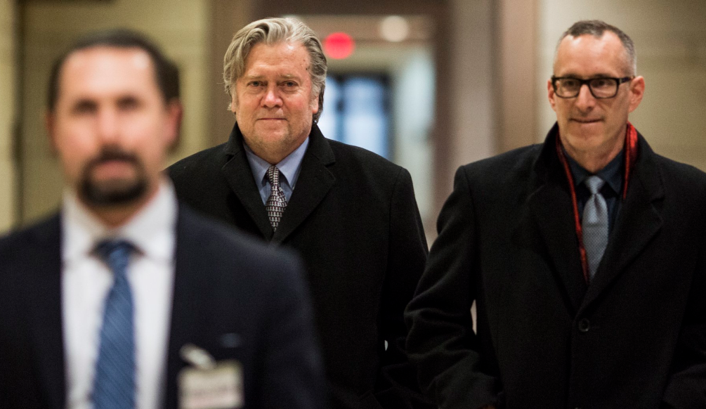 Bannon Strikes A Deal With Mueller