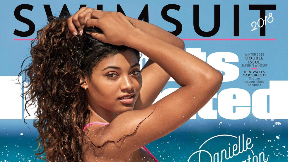 Meet Your New SI Cover Girl