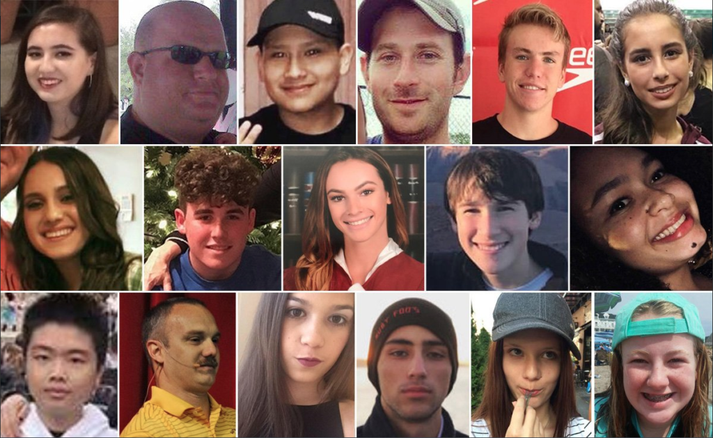 These Are The Beautiful Souls That Were Taken in Florida