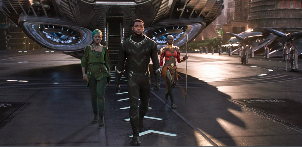 Black Panther Destroys Box Office Records