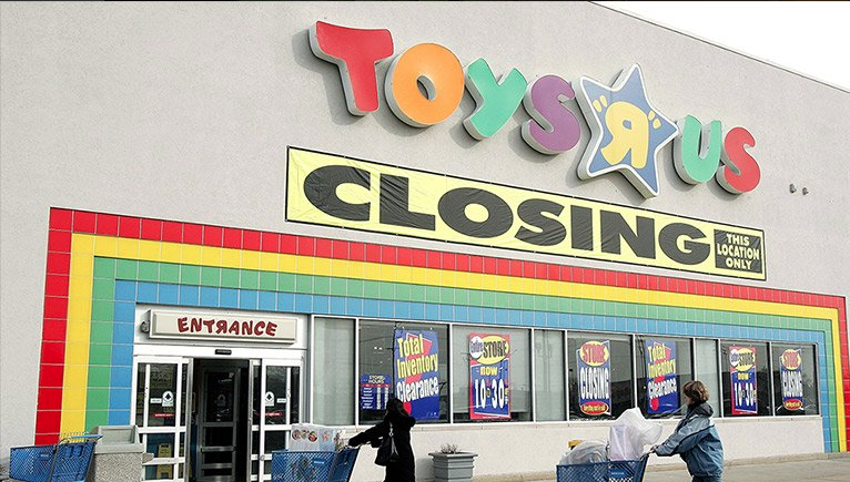 You Better Use Those Toys R Us Gift Cards Soon