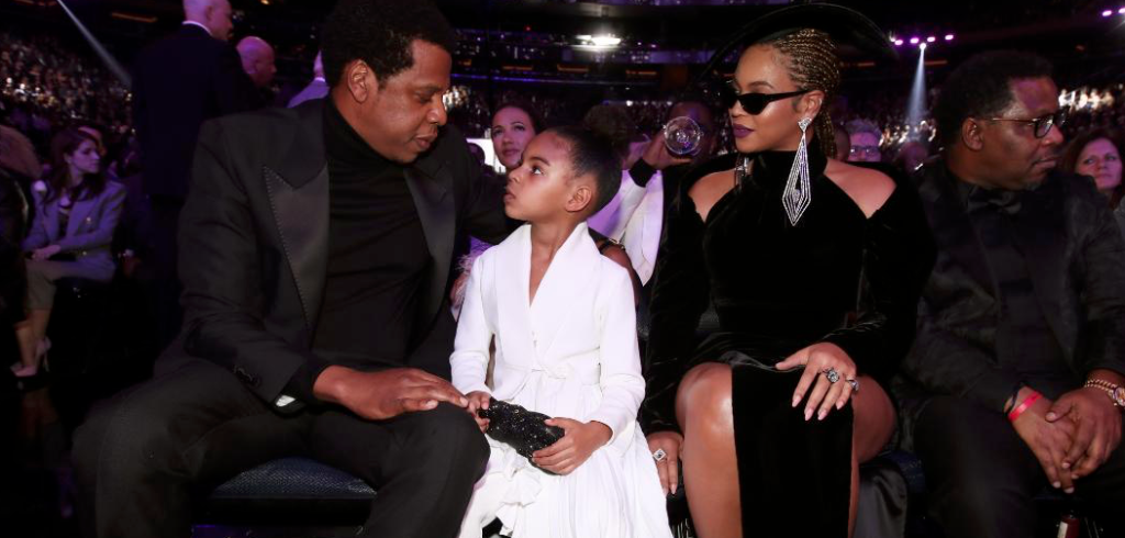 When Your Parents are Jay Z And Beyonce, You Bid on Art