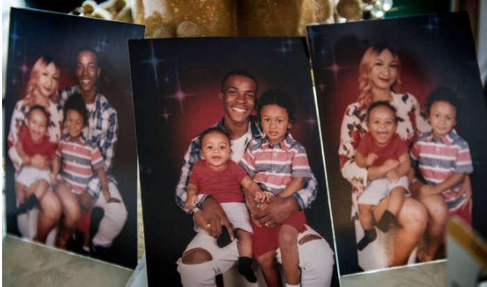 Police Shoot 20 Times & Kill Stephon Clark For Holding Cell Phone
