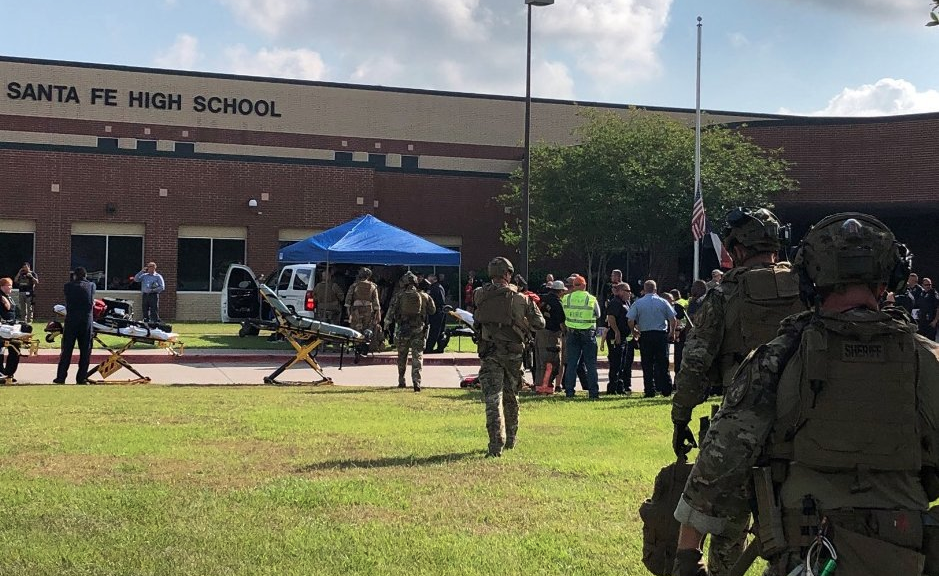 Several Killed in ANOTHER High School Shooting