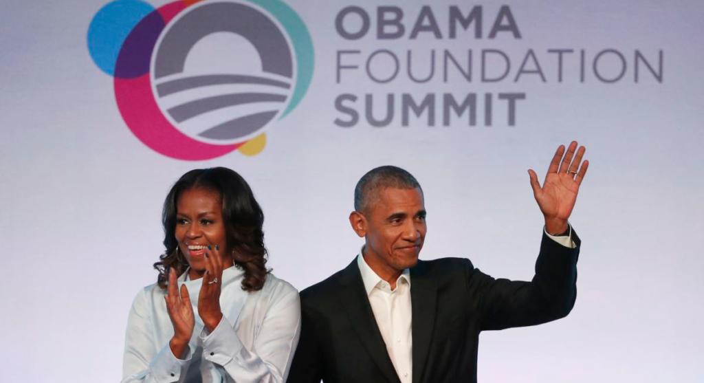 President Obama The Movie Producer